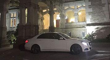 Alquiler de vehículos Mercedes para Eventos