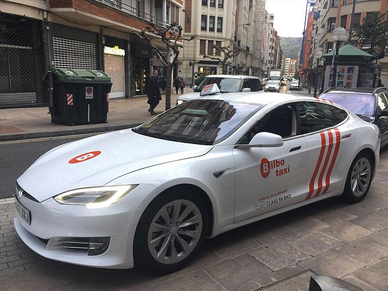 Nuevo Tesla S 75 D 100% eléctrico